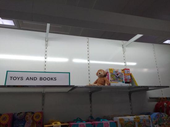 Toys high level