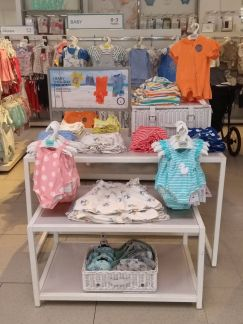 Baby table changed from guidelines to swim and shorts for sale push