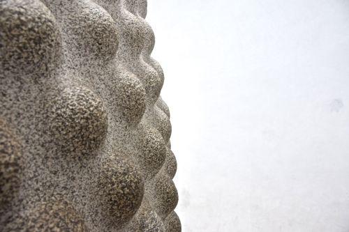 Bean sculpture