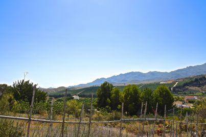 More mountain views